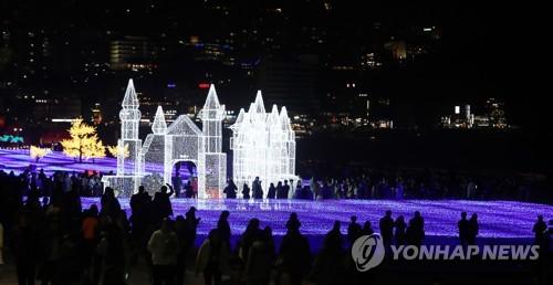 한·아세안 정상회의 성공 기원 부산 ..