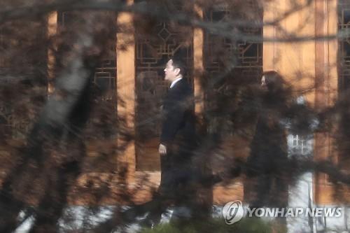 호암 이병철 32주기 추모식…이재용 부회장 3년 만에 참석