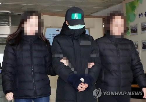 '3살 여아 학대치사' 친모와 함께 때린 공범도 구속