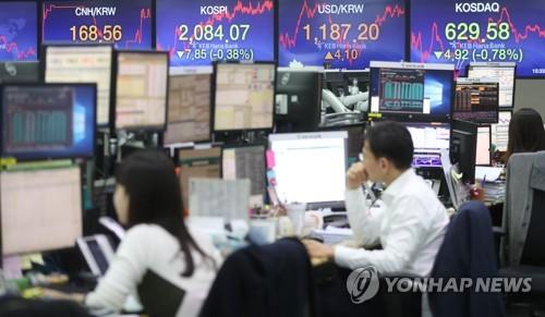 미중 무역합의 낙관론 다시 고개…원/달러 환율 하락