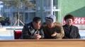 중평온실농장·양묘장 참석한 북한 김정은