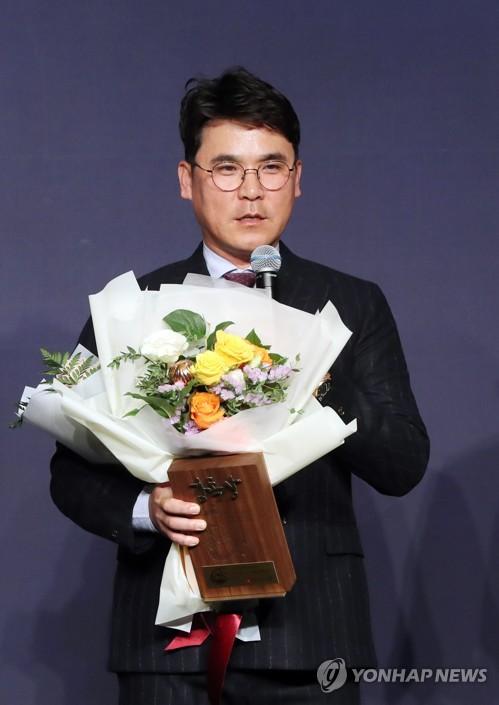 """장정석 전 키움 감독 """"아들 뒷바라지 열심히 해야죠""""(종합)"""
