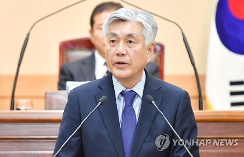"""최승준 정선군수 """"최선 다해 군민 행복 실현"""""""