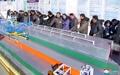북한 도건재전시회 개막