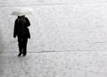 눈 내리는 도심… 절기상 ′대설′ 쌀쌀한 날씨