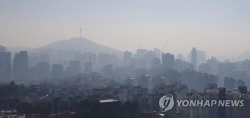 인천시, 미세먼지 피해 심각 2곳 '집중관리구역' 지정 추진