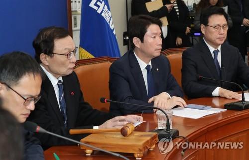 민주당, 총선공약기획단 구성…위원장에 윤관석
