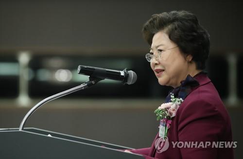 [동정] 전문대교협 19대 회장에 남성희 대구보건대 총장