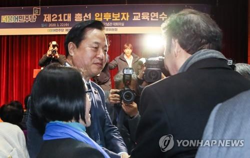 김두관, 경남 출마 마음 굳혀…이르면 내일 공식 선언