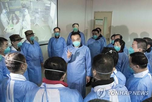 중국, 아일랜드·알제리에 코로나19 방제물자 지원 약속
