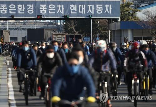 [코로나 경제현장]② 엎친데 덮친 車업계…철강·조선도 긴장