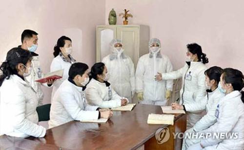 '코로나19' 막아라…북한 대학, 개강 앞두고 학생 검진 비상