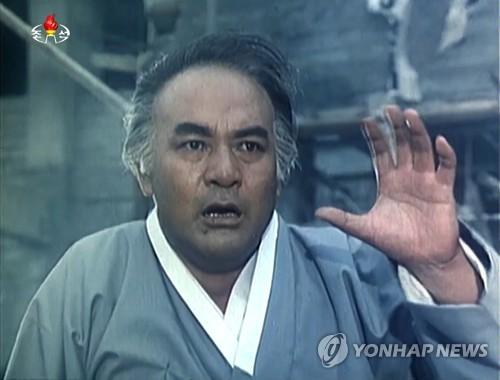 북한 '림꺽정' 주연 영화배우 최창수 사망