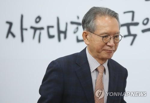 황교안·홍준표·김태호 내일 공천 면접 심사(종합)