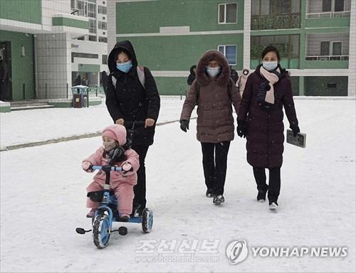 """북한 보건성 부상 """"확진자 0…코로나19 발생해도 신속대처 준비"""""""