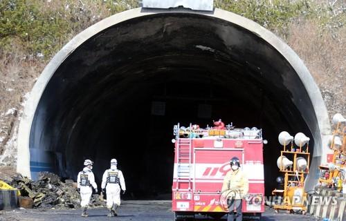 경찰, 순천-완주고속도로 터널사고 사망자 3명 신원 파악 주력