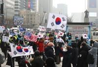 범투본, 광화문 집회 강행…박원순
