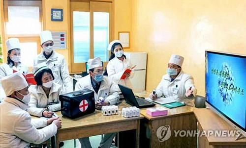 """북한, 코로나19 검역강화…""""수입물자, 10일 격리 뒤 소독해야"""""""