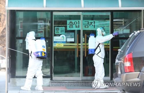 [속보] 봉화 푸른요양원 확진 80대 사망…국내 168명