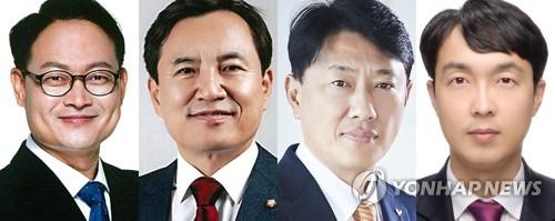 버스 탑승에 마라톤까지…강원 공식선거 첫 일정 '각양각색'