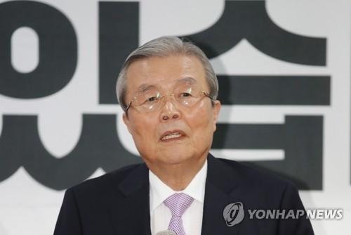 """김종인 """"거대한 '경제 코로나' 염려…이 정부로는 감당 못해""""(종합2보)"""