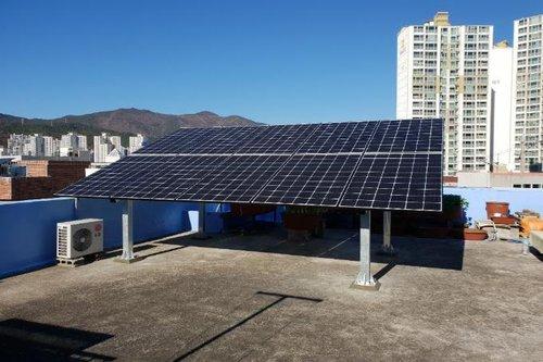 전남도, 태양광 에너지 설치비 지원 보조율 70%로 상향