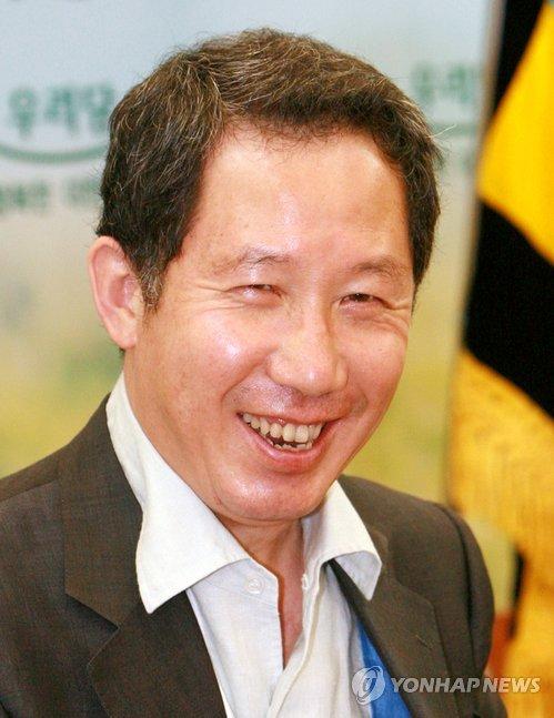 김근태 전 민주통합당 상임고문