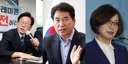 선거법 위반 수사 받는 지자체장들[연합뉴스]