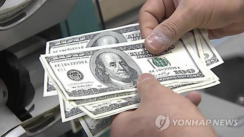 미국 달러화 [연합뉴스TV 캡처]