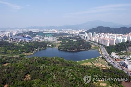 광주시, 2023년까지 2천억원 투입해 14개 도시공원 개발