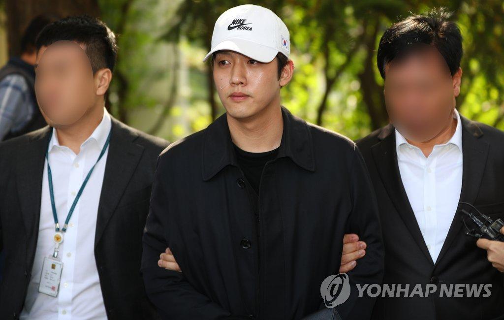 '구하라 상해·협박' 전 남자친구 최종범